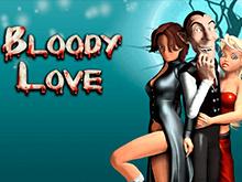Автомат Кровавая Любовь в Азарт Плей